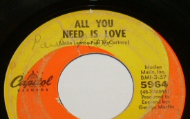 Beatles: All You Need is Love