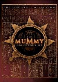 The Mummy: Collectors Set DVD