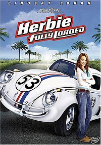 Herbie Fully Loaded DVD cover art