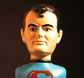 Superman Soaky Toy