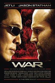 War movie poster