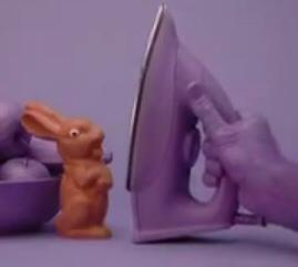 Melting bunnies