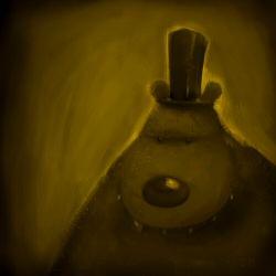 Bear in Ill-Fitting Hat by Stefan Marjoram