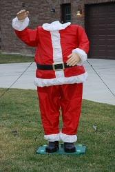 The Santa Claus of Sleepy Hollow