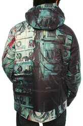 Server Camo Jacket