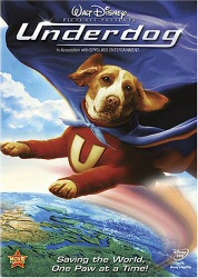 Underdog DVD cover art