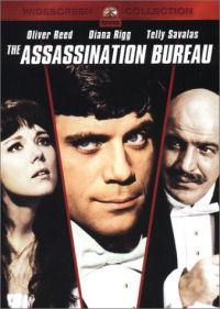 The Assassination Bureau DVD box art
