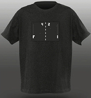 Animated Pong Shirt