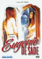 Eugenie De Sade DVD Cover art