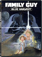 Family Guy: Blue Harvest DVD cover art