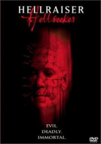 Hellraiser: Hellseeker DVD cover art