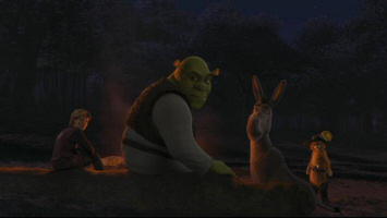 Shrek the Third screen capture 2