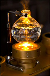 The Siphon Coffee Maker