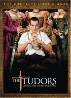 The Tudors: The Complete First Season DVD cover art