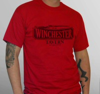 Winchester Tavern Shirt from Shaun of the Dead by Last Exit to Nowhere