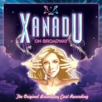 Xanadu on Broadway soundtrack cover art