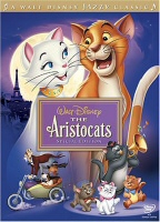 The Aristocats Special Edition DVD Cover Art