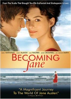 Becoming Jane DVD Cover Art