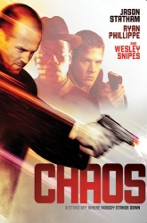 Chaos DVD cover art