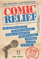 Comic Relief: The Greatest… and the Latest DVD cover art