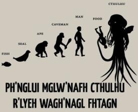 Cthulhu Evolution