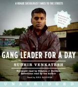 Gang Leader For a Day by Sudhir Venkatesh Audiobook Cover Art