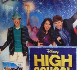 High School Musical decapitated