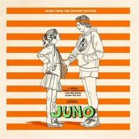 Juno Soundtrack CD Cover Art