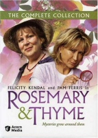 Rosemary & Thyme The Complete Collection DVD Cover Art