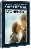 Atonement DVD Cover Art