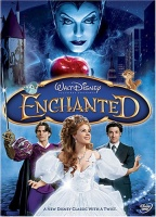 Enchanted DVD cover art
