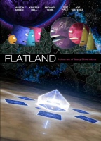 Flatland: A Journey of Many Dimensions DVD Cover Art