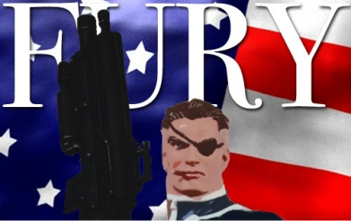 Nick Fury for President