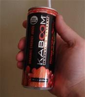 Kaboom Infinite Energy: Pomegranate Berry