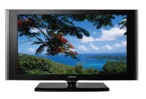 """Samsung LNT4671F 46"""" 1080p 120Hz LCD HDTV"""