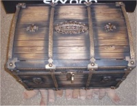 Luggage from Colour of Magic up for auction
