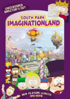 South Park Imaginationland DVD Cover Art