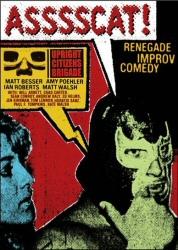 ASSSSCAT DVD cover art