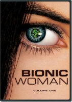 Bionic Woman Volume One DVD Cover Art