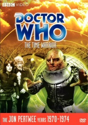 Doctor Who: The Time Warrior DVD cover art