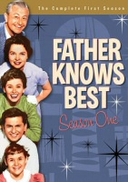 Father Knows Best Season 1 DVD Cover Art