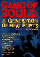 Gang of Souls: A Generation of Beat Poets DVD Cover Art