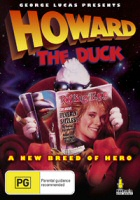 Howard the Duck Umbrella Entertainment Region-Free DVD Cover Art