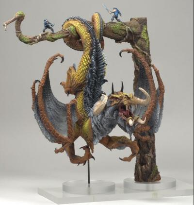Hunter Dragon Clan 2 by McFarlane Toys