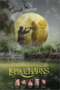 The Magical Legend of the Leprechauns DVD cover art