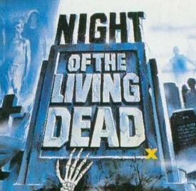 Night of the Living Dead logo