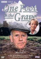 One Foot in the Grave Season 4 DVD Cover Art