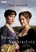 Sense And Sensibility DVD Cover Art