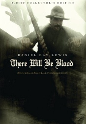 There Will Be Blood DVD Cover Art