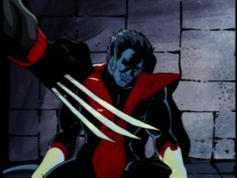 X-Men: The Legend of Wolverine screen capture 2